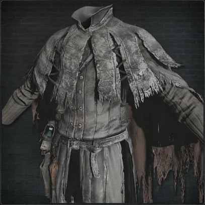 Ashen Hunter Garb