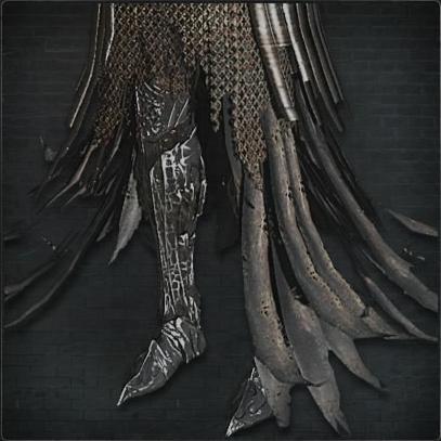 Bone Ash Leggings