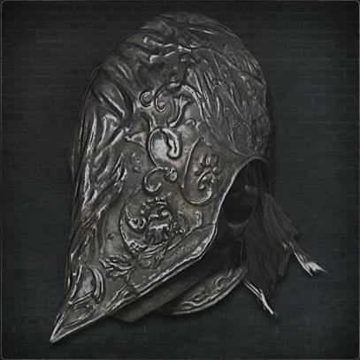Cainhurst Helmet