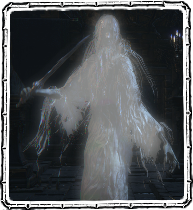 Evil Labyrinth Spirit