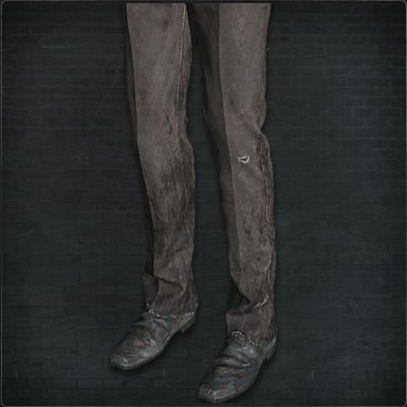 Gascoigne's Trousers