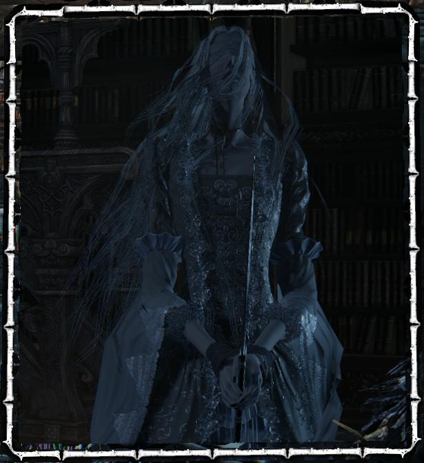 Forsaken Castle Spirits