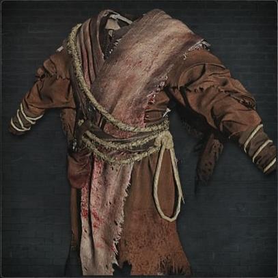 Graveguard Robe