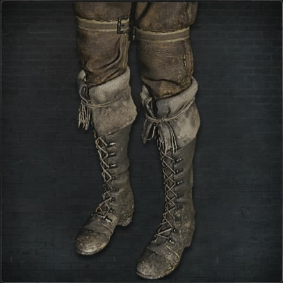 Henryk's Hunter Trousers