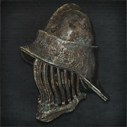 Iron Yahar'gul Helm
