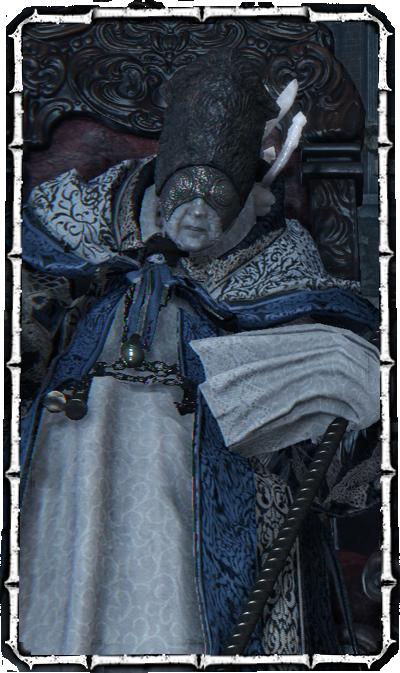 Master Willem Bloodborne