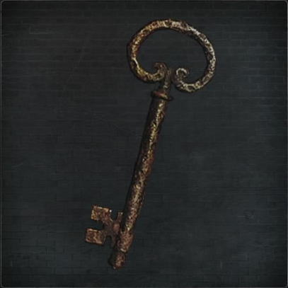 Orphanage Key