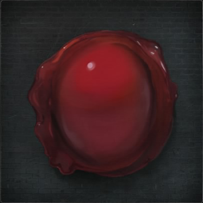 Red Blood Gem
