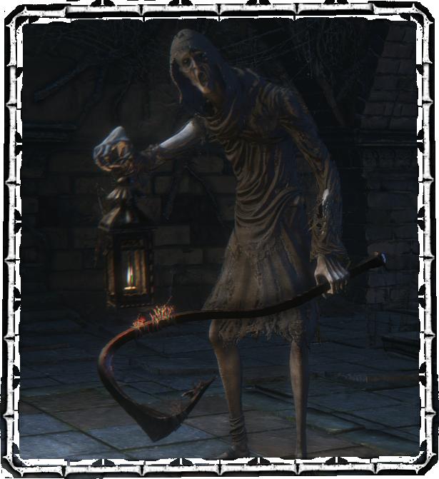 Watcher's Gravedigger
